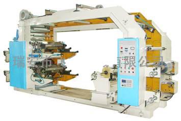YT Series Four-Color Flexo Printing Machine