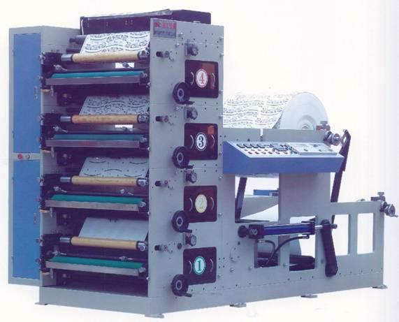 Флексографическая печатная машина AtlasFlex -650 / -850/ -950 / -1000 -3-я фотография