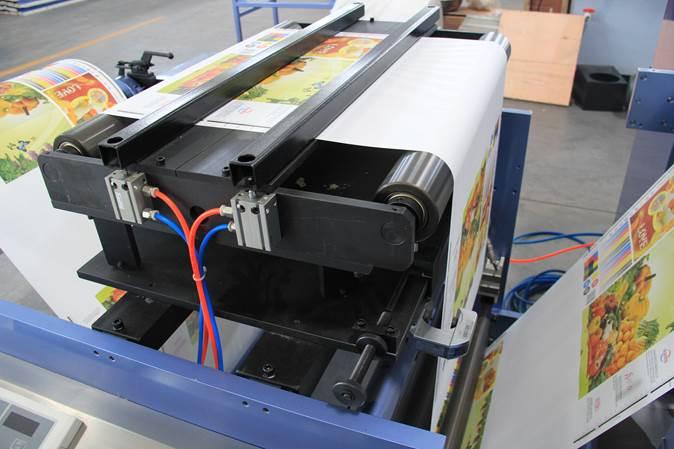 Описание: Спецификация флексографской печатной машины горизонтального построения серии DH - фото 2