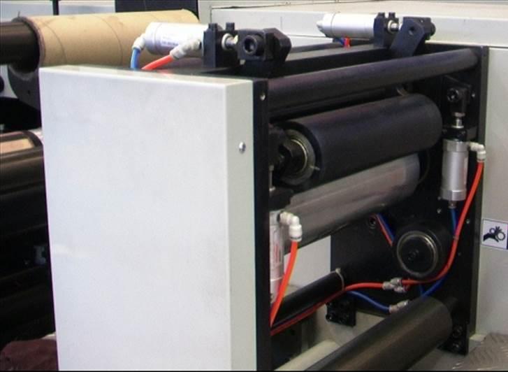 Описание: Спецификация флексографской печатной машины горизонтального построения серии DH - фото 6