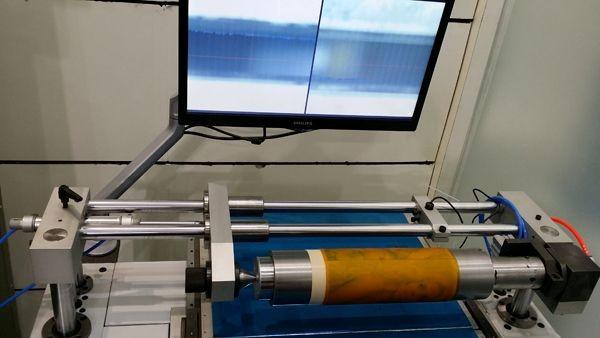 Система наклейки флексографских форм с раскатной системой монтажа FPM-450. Фотография 6