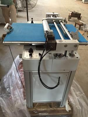 Система наклейки флексографских форм с раскатной системой монтажа FPM-450. Фотография 7