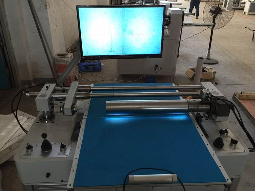 Система наклейки флексографских форм с раскатной системой монтажа FPM-450. Фотография 9