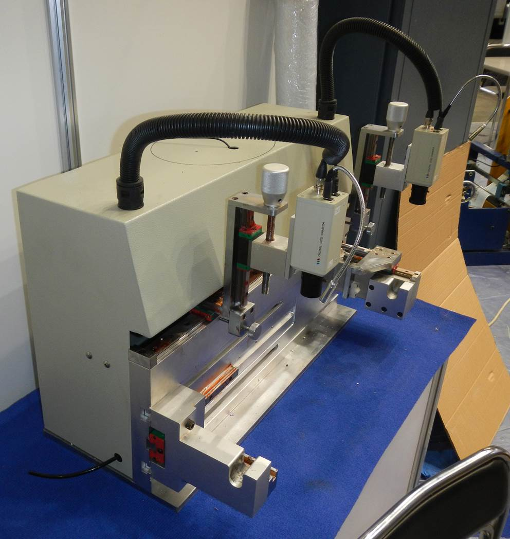 Описание системы наклейки флексографских форм на формный цилиндр SM-450, фотография - 2