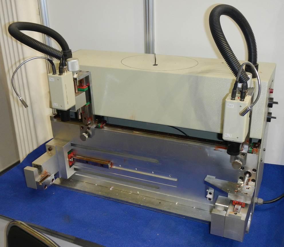 Описание системы наклейки флексографских форм на формный цилиндр SM-450, фотография - 3