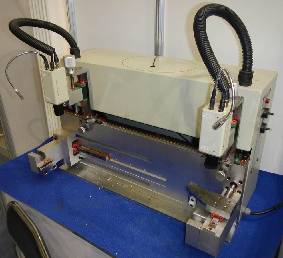Описание системы наклейки флексографских форм на формный цилиндр SM-450, фотография - 4