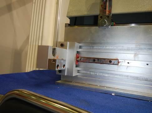 Описание системы наклейки флексографских форм на формный цилиндр SM-450, фотография - 6