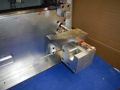 Описание системы наклейки флексографских форм на формный цилиндр SM-450, фотография - 7