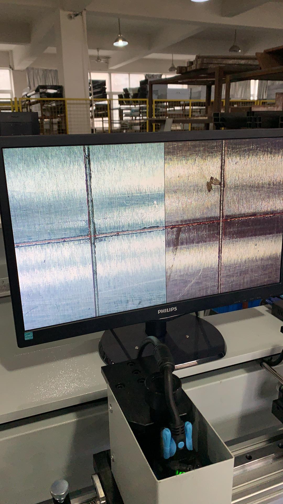 Система наклейки флексографских форм на формные цилиндры и гильзы SM-450 - подробные фотографии и видео работы - монтажный стол для флексографских форм – стол для монтажа флексографских форм. Фотография 5.