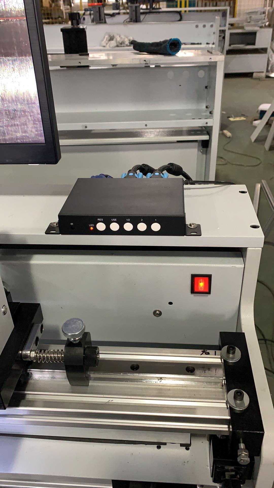 Система наклейки флексографских форм на формные цилиндры и гильзы SM-450 - подробные фотографии и видео работы - монтажный стол для флексографских форм – стол для монтажа флексографских форм. Фотография 8.
