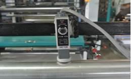 Флексографская печатная машина планетарного построения (с центральным барабаном) WRY-600-6. Фотография - картинка 5.