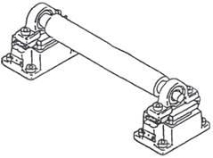 Система размотки полотна во флексографских печатных машинах Атлас Флекс -8-я фотография