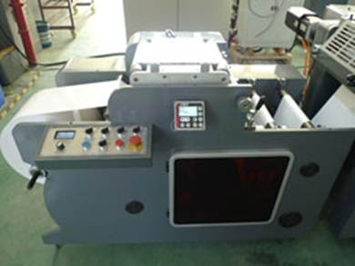 Офсетная печатная машина, ZX-320